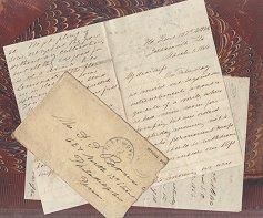 floridas civil war letters