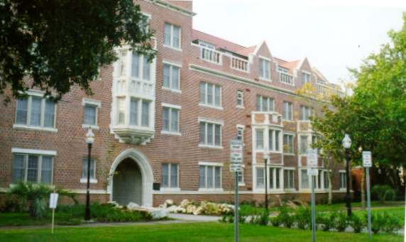 Fletcher Hall