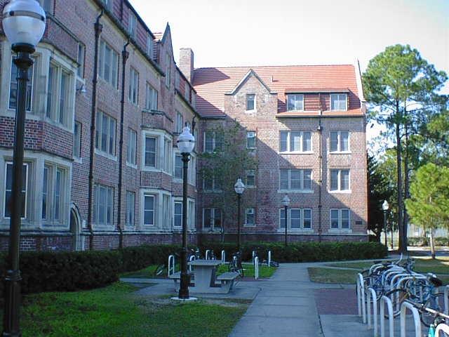 Murphree Hall