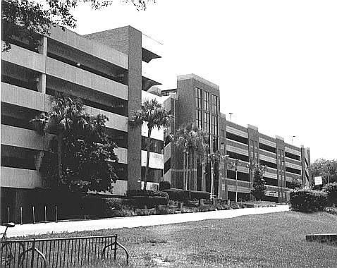 Parking1 on Florida University Of Architecture