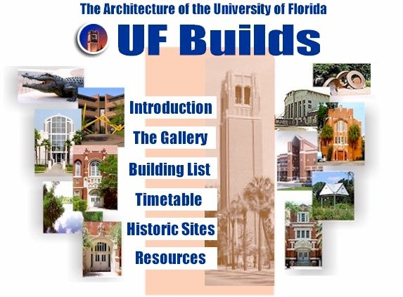 UF Builds: The Architecture of the University of Florida